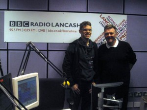 The John Gillmore show at BBC Radio Lancashire